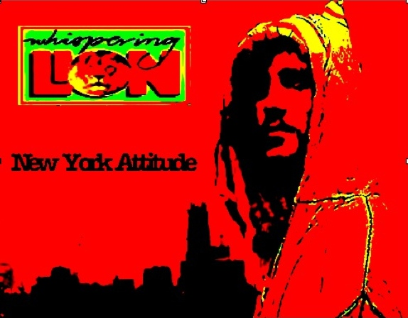 New York Attitude - Cover Art